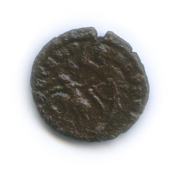 1/2 фоллиса, Рим, IV в.
