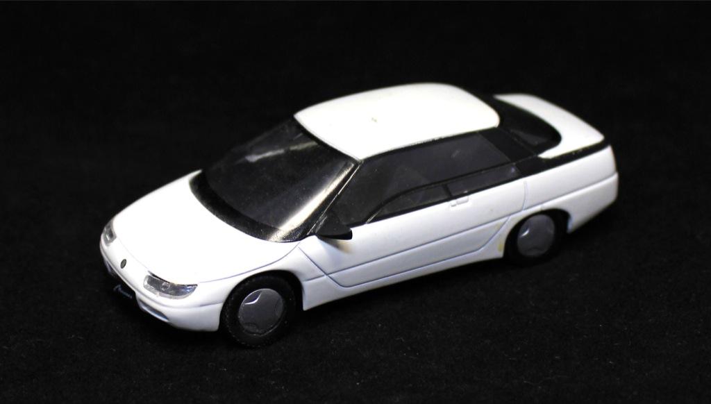 Модель машины «Москвич-2144 - Истра» (10 см)