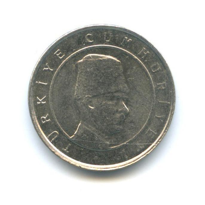 100.000 лир 2002 года (Турция)