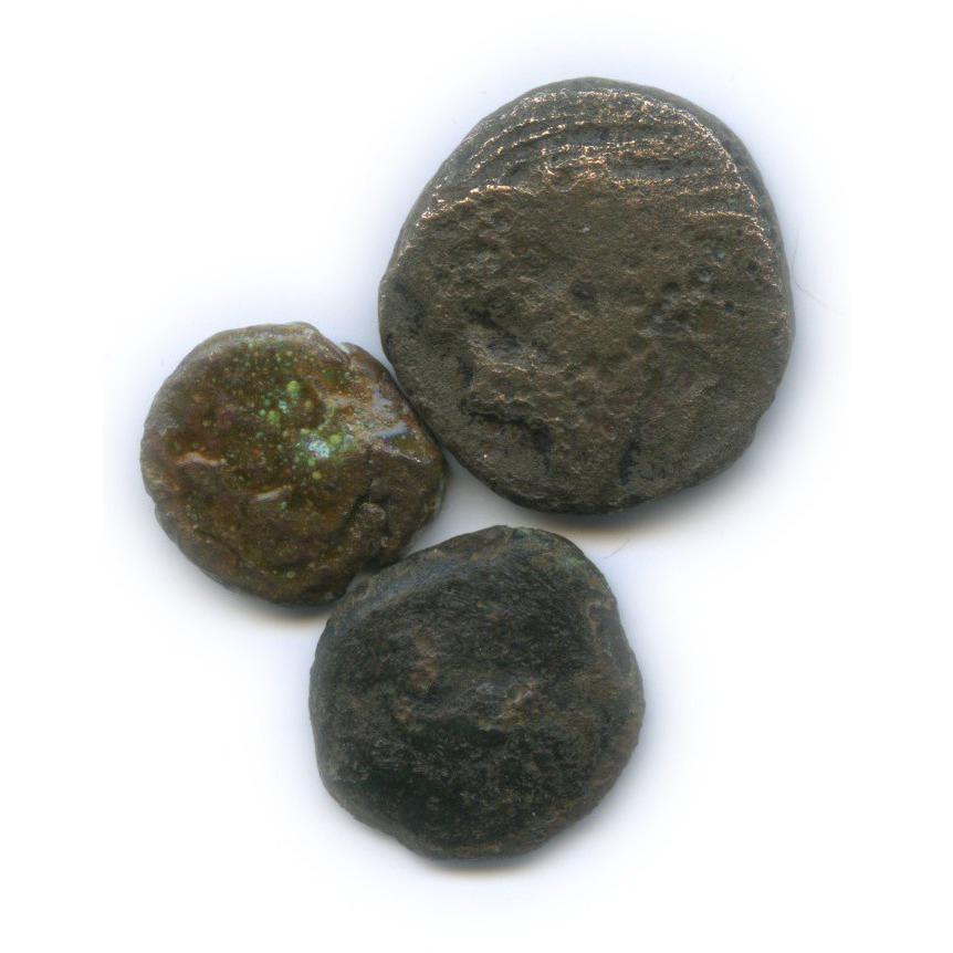 Набор монет, Пантикапей, 275-220 гг. до н. э.