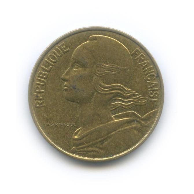 10 сантимов 1986 года (Франция)