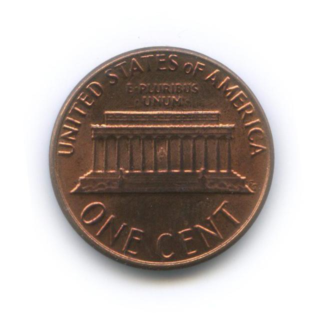 1 цент 1983 года (США)