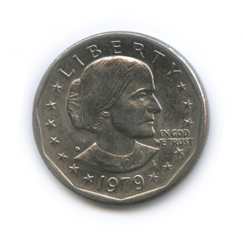 1 доллар 1979 года D (США)