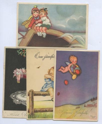 Набор почтовых карточек
