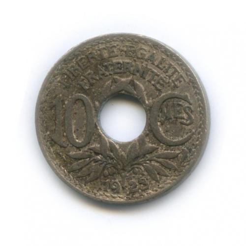 10 сантимов 1923 года (Франция)