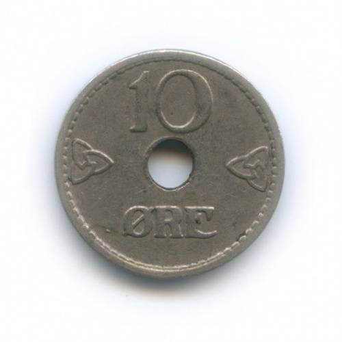 10 эре 1937 года (Норвегия)