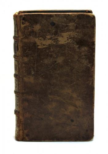 Книга «История Генриха III», Париж, 333 стр. 1695 года (Франция)