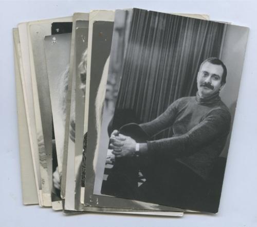 Набор открыток «Артисты кино» (15 шт.) (СССР)