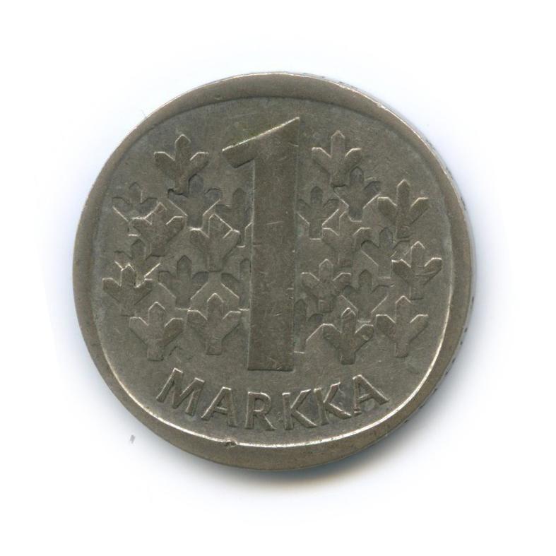 1 марка 1965 года (Финляндия)