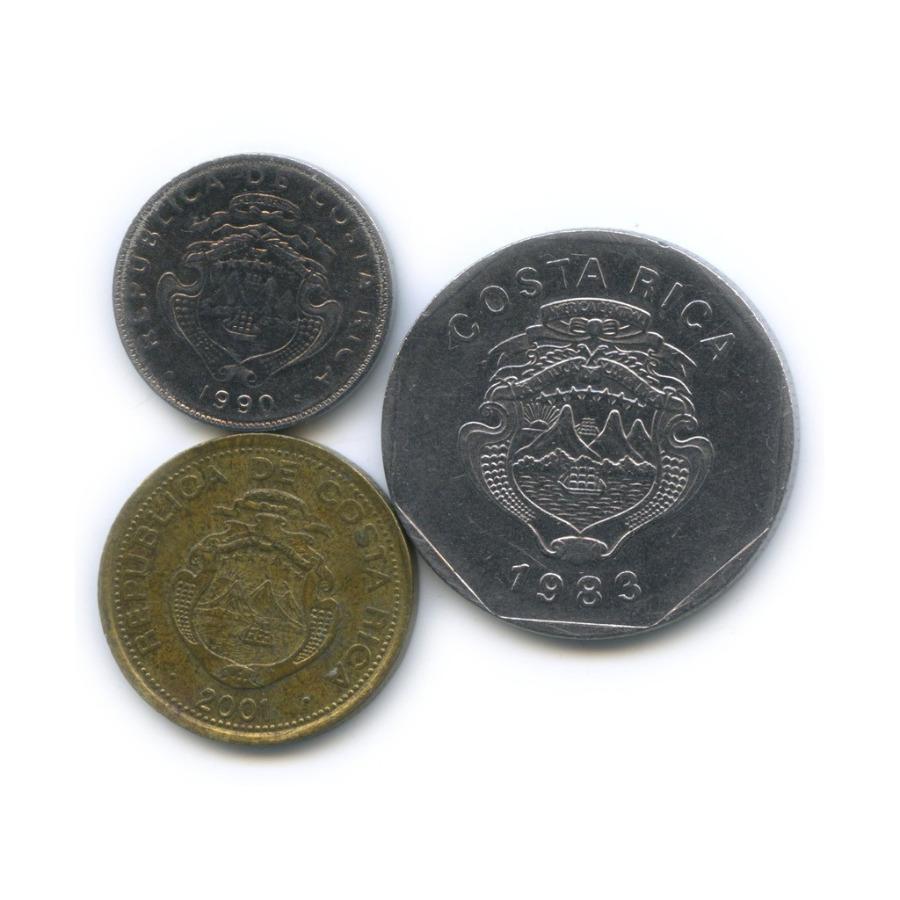 Набор монет (Коста-Рика)