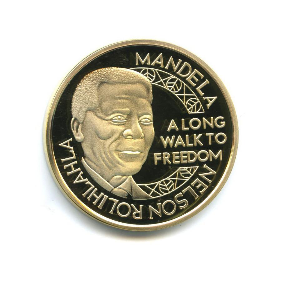 Жетон «A long Walk toFreedom - Mandela Nelson Rolihlahla»