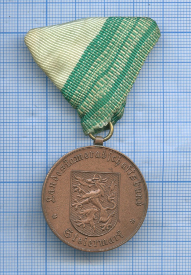 Медаль «Landeskameradschaftsbund Steiermark» (Австрия)