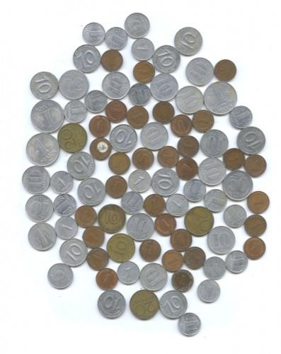 Набор монет (90 шт.) (Германия)