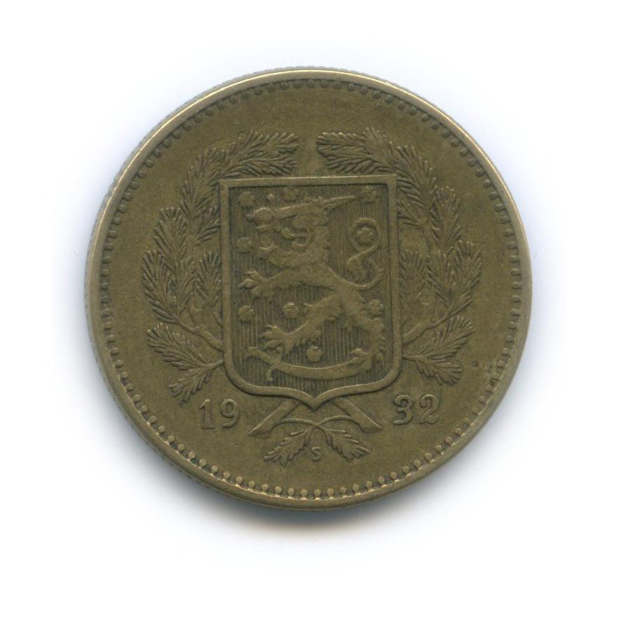 10 марок 1932 года (Финляндия)