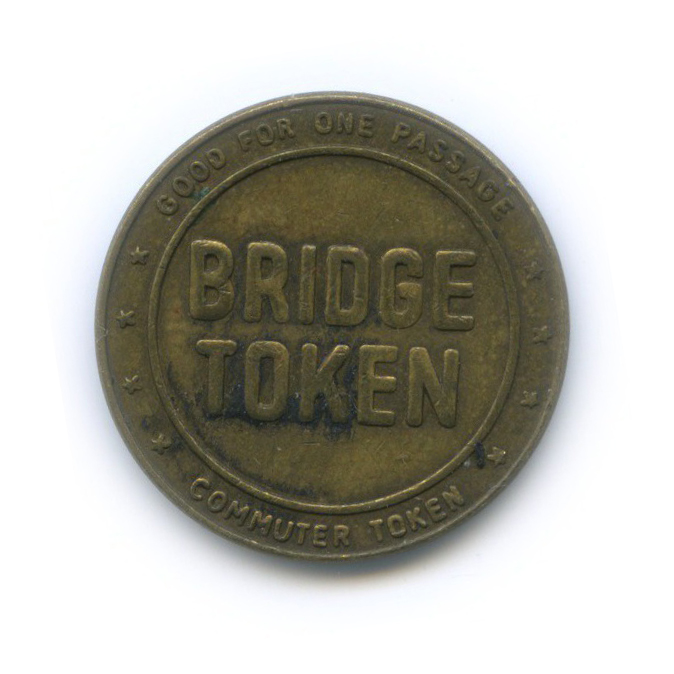Жетон «Bridge token» (США)