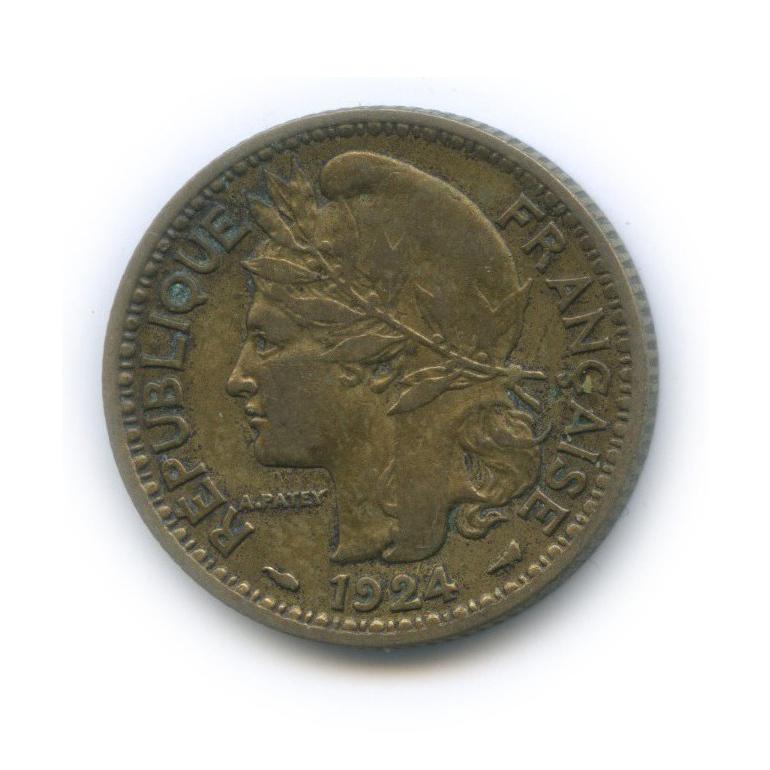 1 франк, Французская Западная Африка (Того) 1924 года