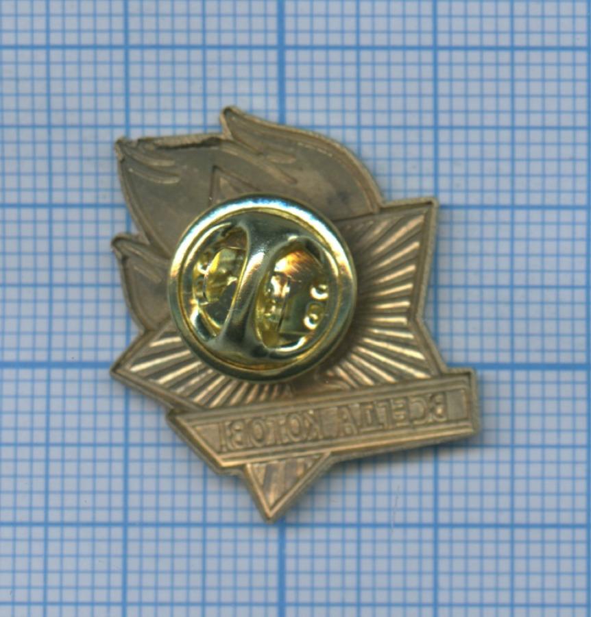 Значок «Всегда котов!» (Россия)