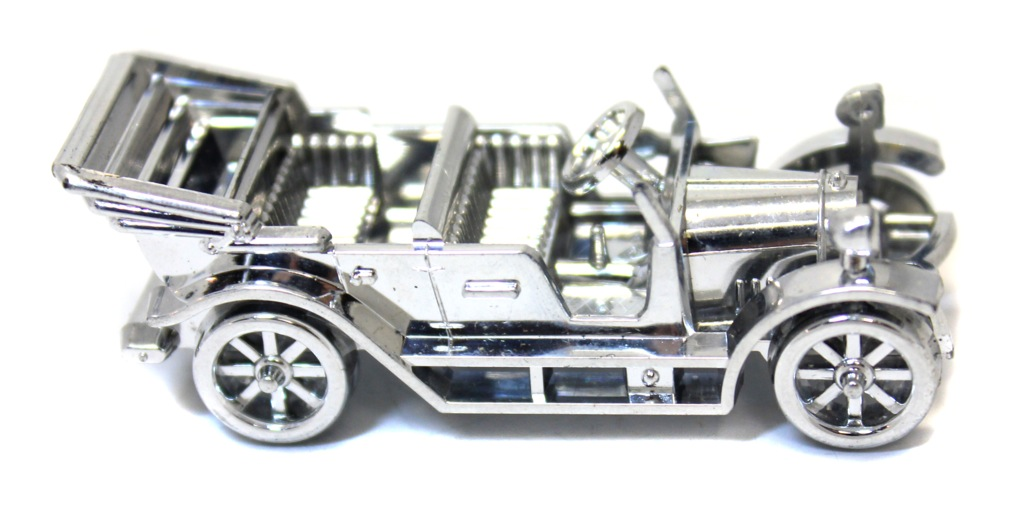 Модель машины (вфутляре, 2×5,8 см) (СССР)