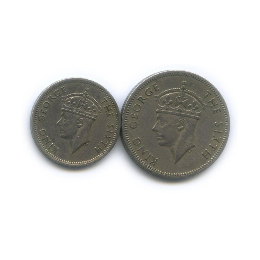Набор монет (Британская Малайя) 1948 года