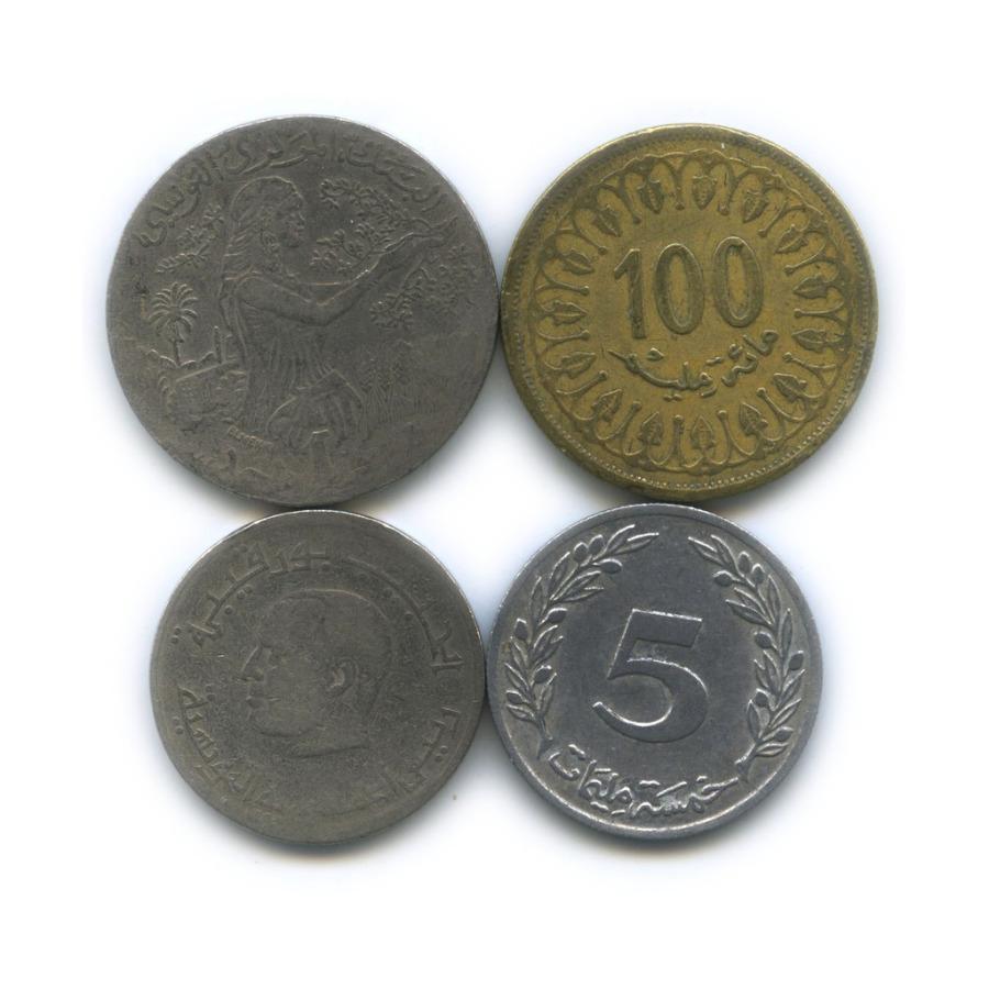 Набор монет (Тунис)
