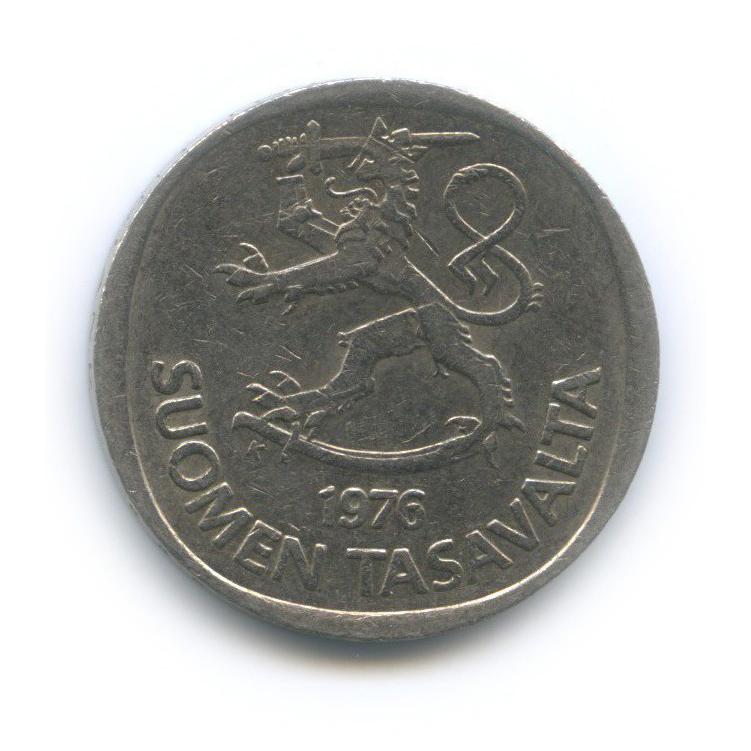 1 марка 1976 года (Финляндия)