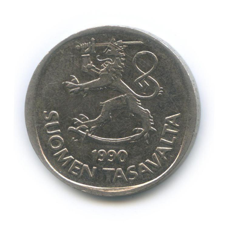 1 марка 1990 года (Финляндия)
