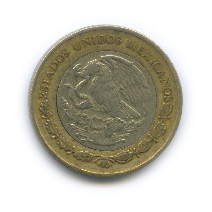 10 песо 2008 года (Мексика)