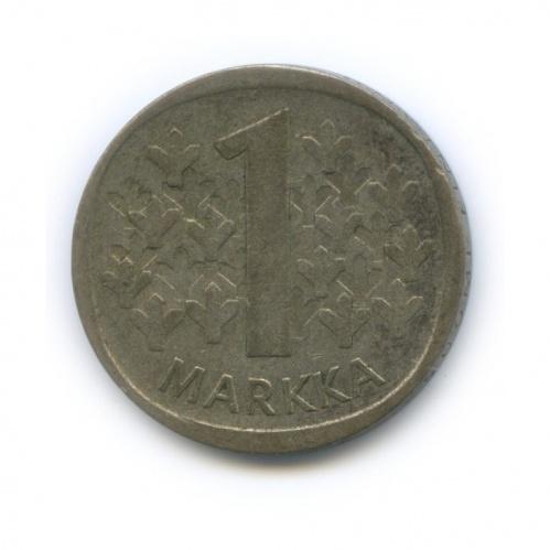 1 марка 1968 года (Финляндия)