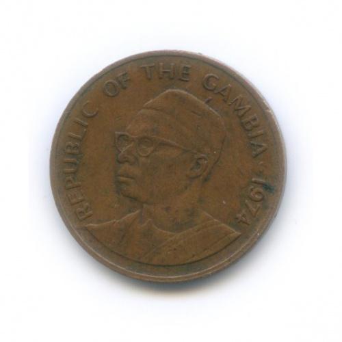 1 бутут, Гамбия 1974 года