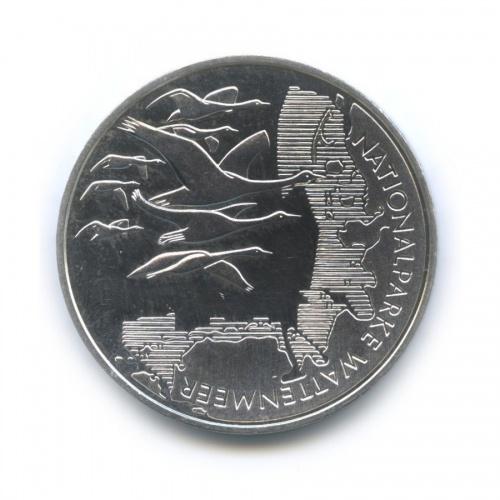 10 евро — Национальный парк Гамбургские ватты 2004 года (Германия)