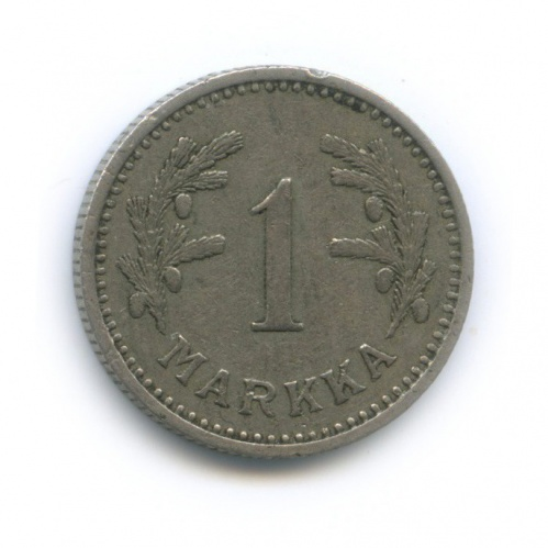 1 марка 1931 года (Финляндия)