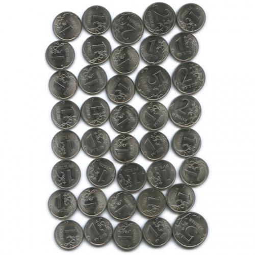 Набор монет России 2010 года СПМД (Россия)