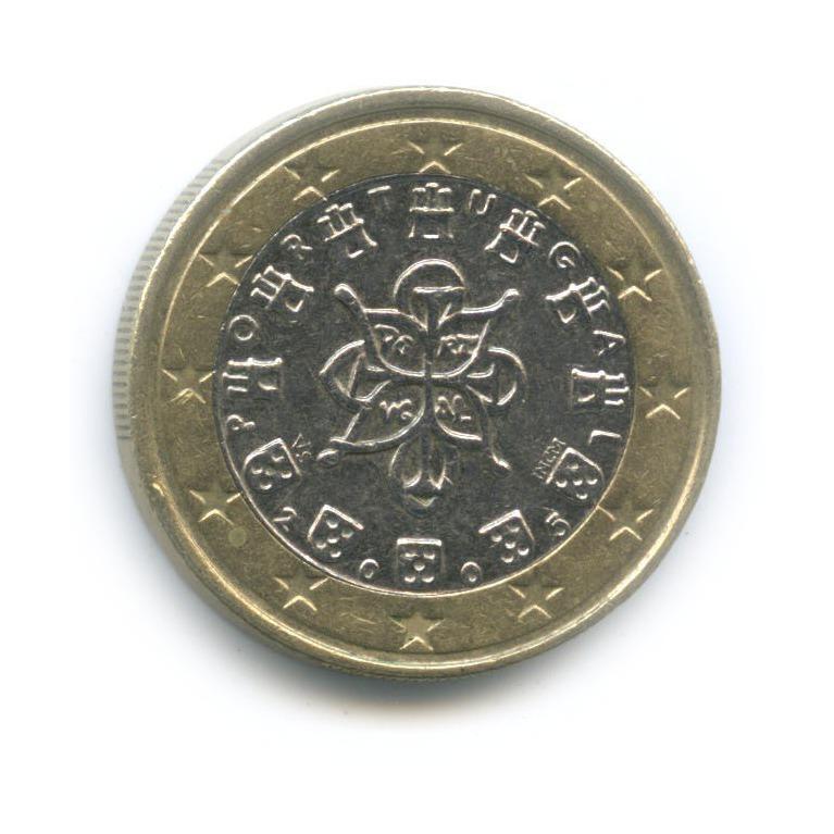 1 евро 2005 года (Португалия)