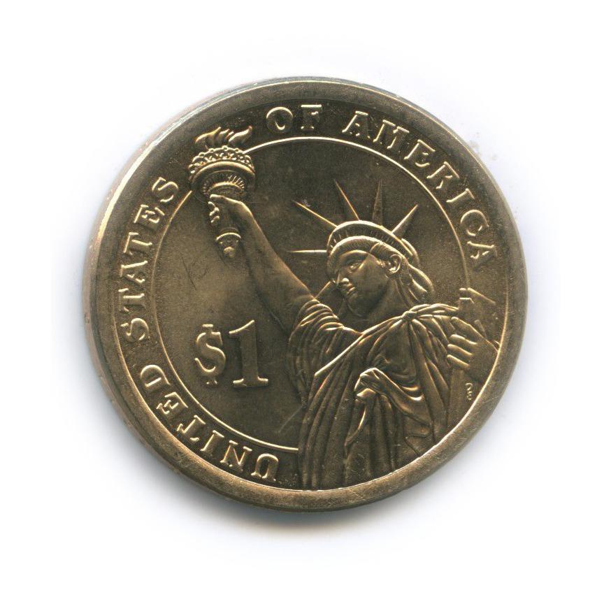 1 доллар — 29-ый Президент США - Уоррен Гардинг (1921–1923) 2014 года D (США)