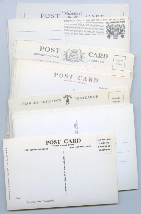 Набор почтовых карточек «Великобритания» (27 шт.)