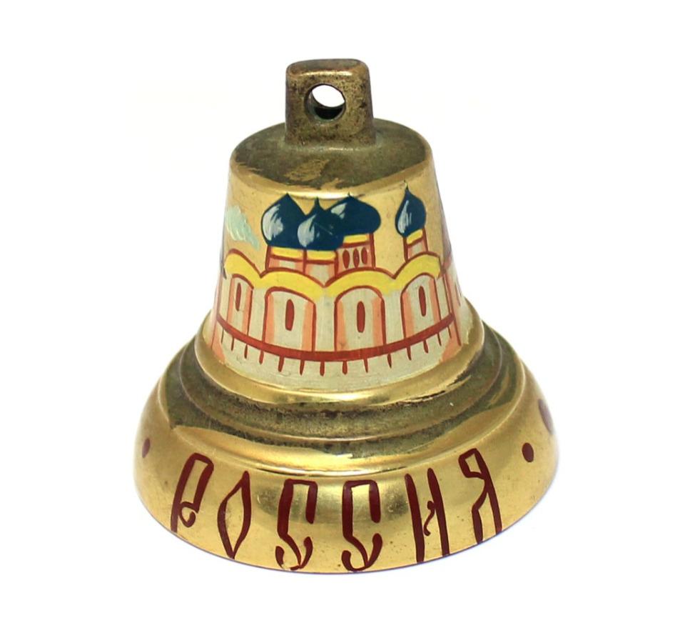 Колокольчик «Россия» (5 см) (Россия)