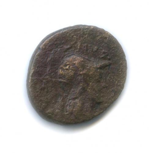Фессалия, Лига, 196-146 гг. до н. э., Афина вшлеме/конь