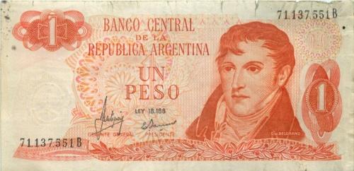 1 песо (Аргентина)