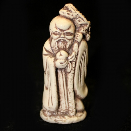 Фигурка-нэцкэ «Монах» (5,5 см)