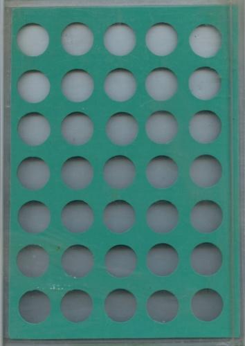 Футляр для монет (диаметр 2,4 см)