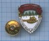 Знак «Почетный мастер заготовок леса илесосплава» ММД (СССР)