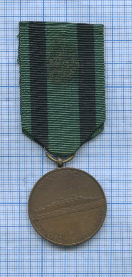 Медаль «Liga morska ikolonialna» (Польша)