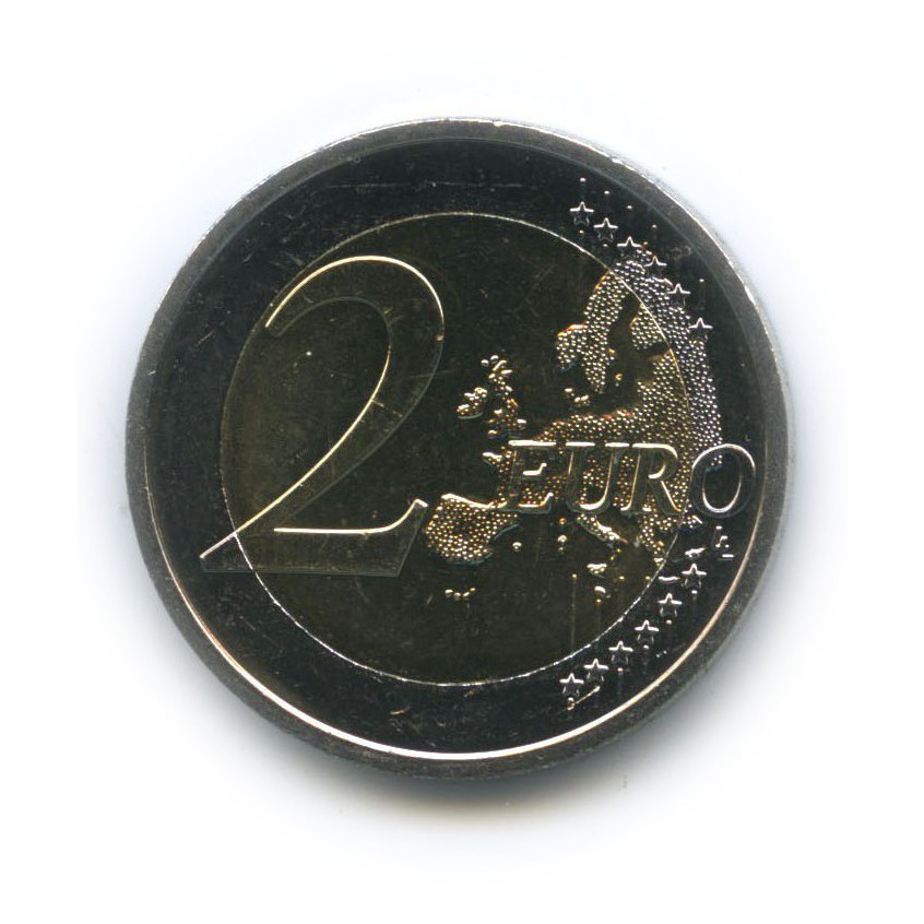 2 евро - Председательство Словакии вСовете Европейского союза 2016 года (Словакия)