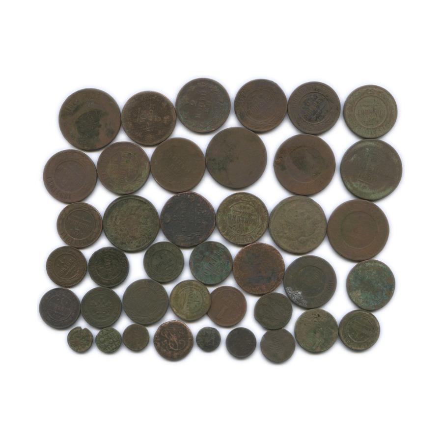 Набор монет Российской Империи (40 шт.) (Российская Империя)