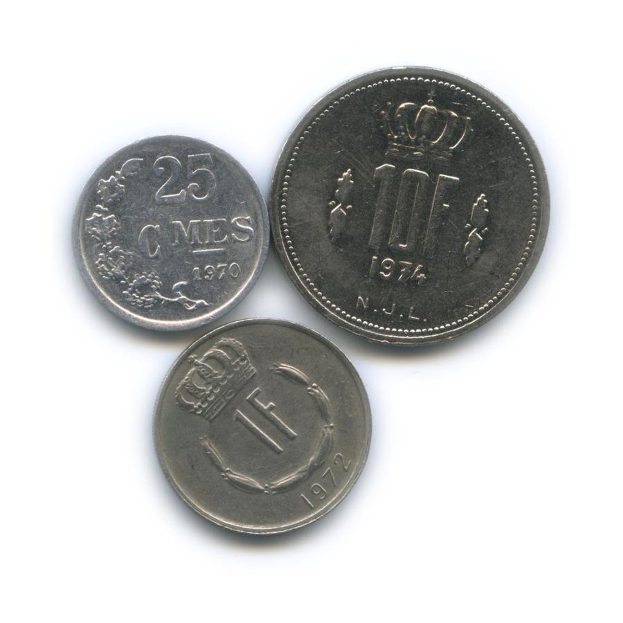 Набор монет (Люксембург)