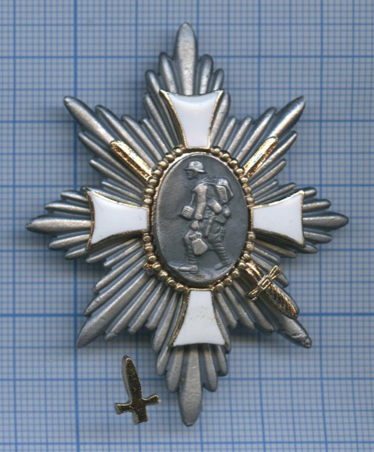 Почетный полевой пехотный знак «Deutsches Feld EhrenZeichen» (копия) (Германия (Третий рейх))