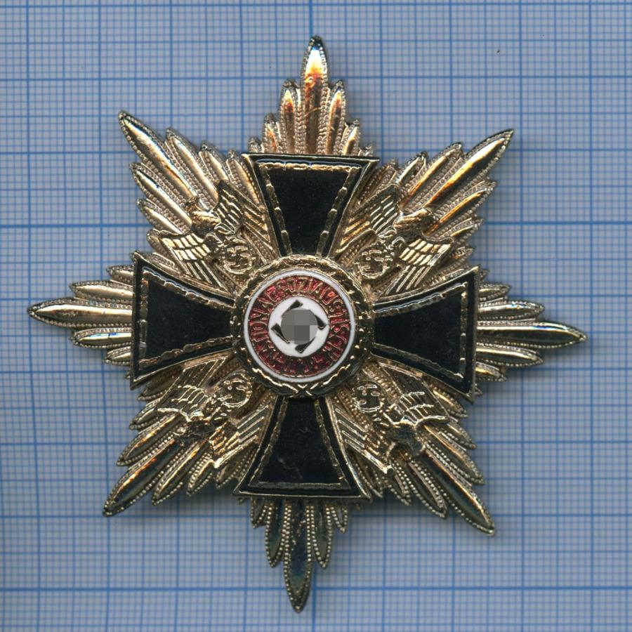 Знак «Орден Заслуг германского орла» (копия) (Германия (Третий рейх))