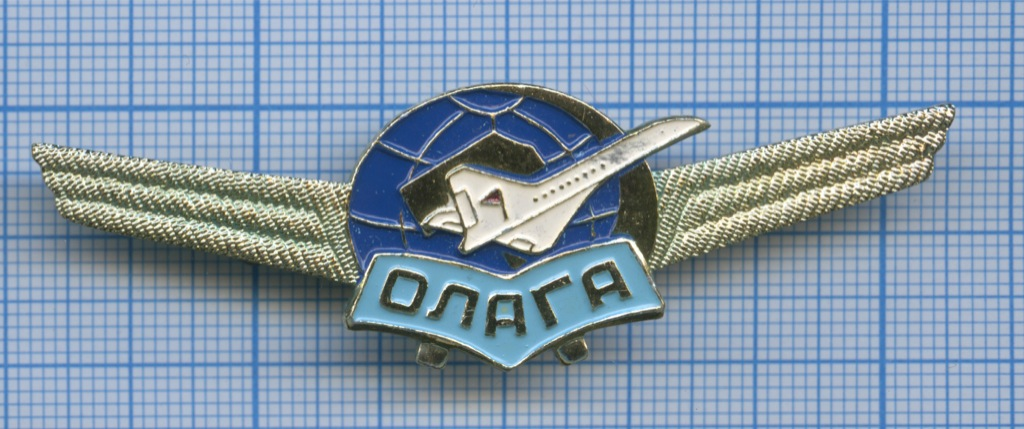 Знак «ОЛАГА» (СССР)