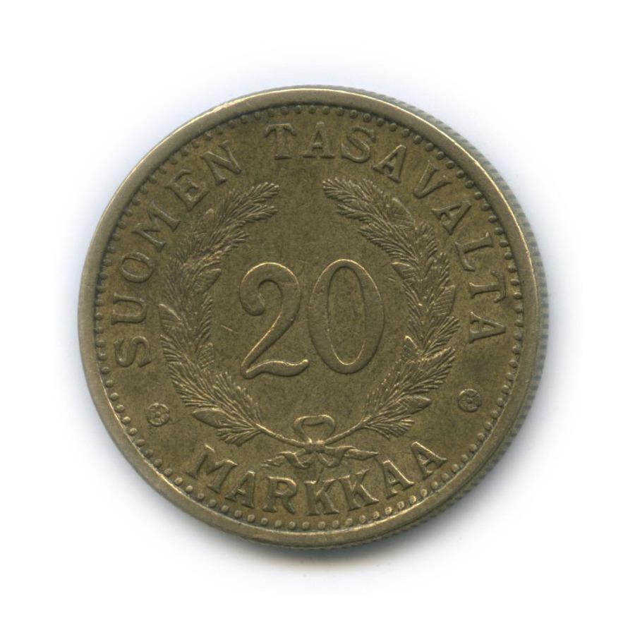 20 марок 1935 года (Финляндия)