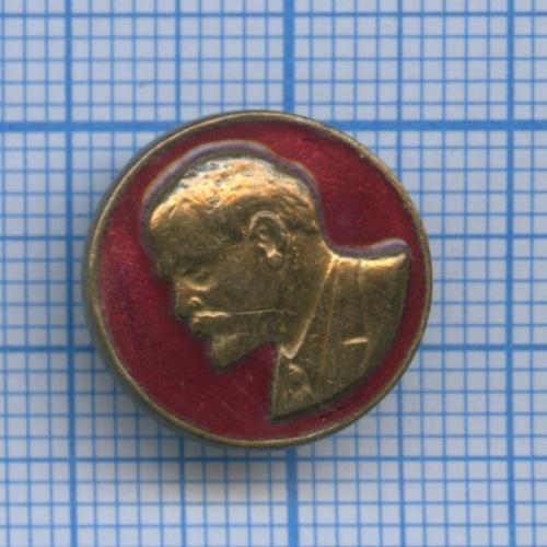 Значок «В.И. Ленин» (СССР)